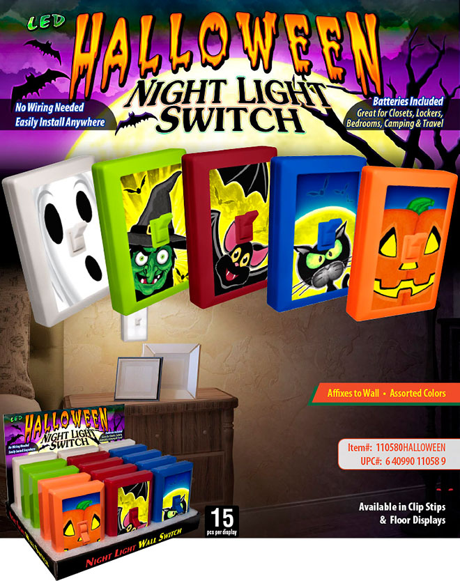 Halloween Night Light Switch – Jack With A Light Switch Wiring