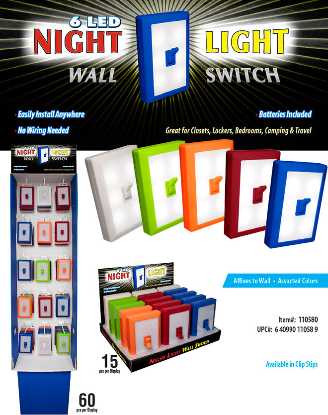 Night light switch mozeypictures Choice Image